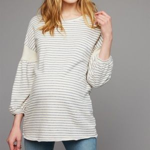 Splendid Maternity Sweatshirt